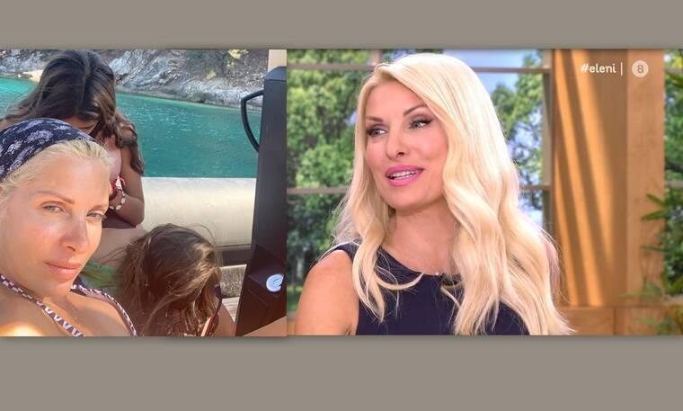 Ελένη: Τρελάθηκε με την ερώτηση που της έκαναν οι κόρες της, Βαλέρια και Λάουρα (Video & Photos)