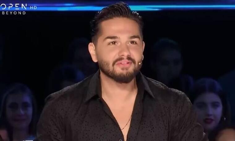 X Factor: Άναυδος ο Μάστορας: «Ήρθες και παραλίγο να ρίξεις το στούντιο» (pics&vid)