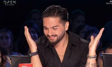 X Factor: Το ξέσπασμα του Μάστορα: «Γιατί κάνεις τη δουλειά μας τόσο δύσκολη;» (pics&vid)