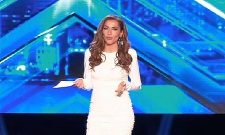 X Factor: Θέλεις να φορέσεις λευκό φόρεμα αυτή την εποχή; Δες πώς το έκανε η Δέσποινα Βανδή (pics)