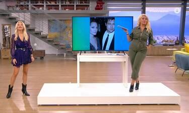 Φαίη Σκορδά: Ο καβγάς με συνεργάτιδά της on air «Διακρίνω μία ειρωνεία;»! (Video)
