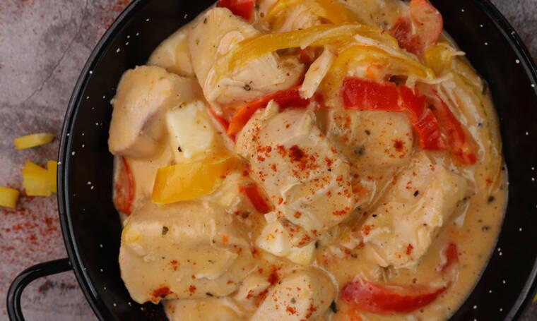 Τηγανιά κοτόπουλο! Υπέροχη συνταγή από τον Γιώργο Τσούλη