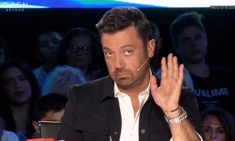 X Factor: Ο Γιώργος Θεοφάνους έσταξε και πάλι απόψε το φαρμάκι του (photos-video)