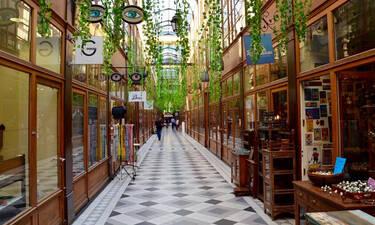 Παρίσι: οι 10 ομορφότερες στοές για να περπατήσεις