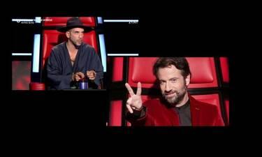The Voice: Η αναφορά του Πάνου Μουζουράκη στον Κωστή Μαραβέγια που προκάλεσε γέλια (pics&vid)