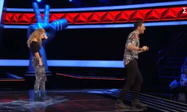 The Voice: Πήγε στο παιχνίδι με τον γιο της - Η νεαρή διαγωνιζόμενη που «τρέλανε» τον Ρουβά