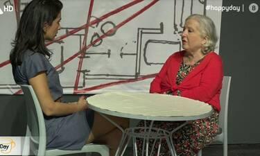 Ελένη Γερασιμίδου: Δεν πάει ο νους σας πόσα έφτασε να παίρνει σε δραχμές το επεισόδιο