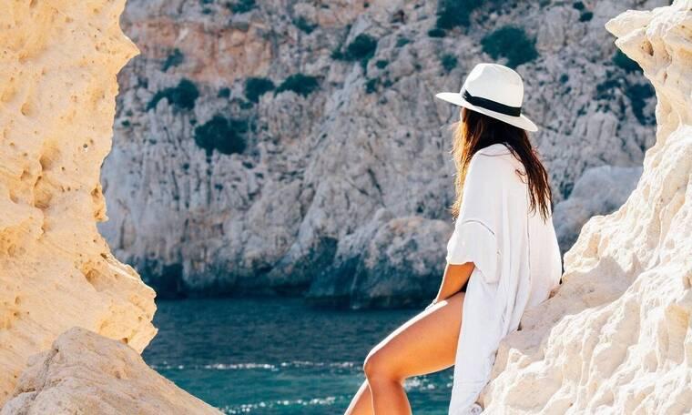 Σάλος: Έβαλαν πρόστιμο σε τουρίστρια γιατί φορούσε αυτό το μαγιό στην παραλία! (pics)