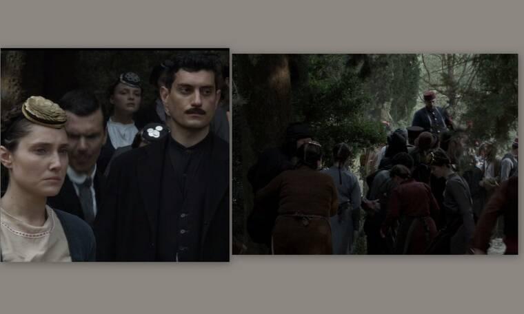 Κόκκινο Ποτάμι: Η σκηνή που «λύγισε» τους τηλεθεατές – Παραλήρημα στο twitter (Photos)