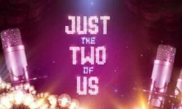 Μετά την Άντζελα Δημητρίου και ο Βασίλης Καρράς στο Just The 2 of Us; (Video)