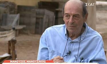 Κόκκινο Ποτάμι: Ο σκηνοθέτης της σειράς, Μανουσάκης μιλά για την τηλεθέαση και τις Άγριες Μέλισσες!
