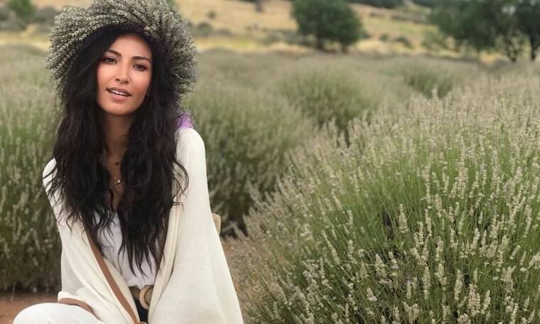 Μελίς Τσεμρέ Τσινάρ: «Χαίρομαι που υποδύομαι την Αρζού» (Photos)
