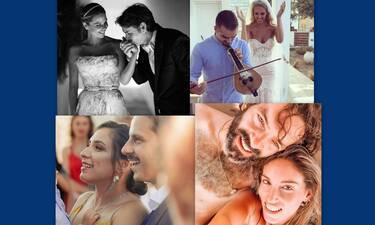 Γάμοι, βαφτίσια και baby boom!Οι ωραιότερες στιγμές των επωνύμων μέσα από φωτογραφίες (Photos)