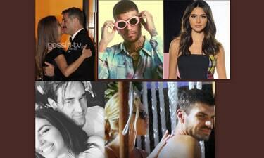Αυτοί είναι οι νέοι (δυνατοί) έρωτες στην Ελληνική showbiz (Photos)