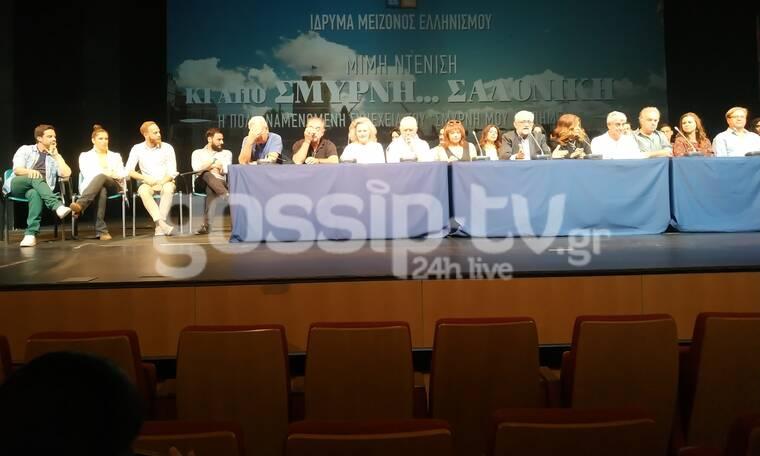 Κι από Σμύρνη… Σαλονίκη: Η «υπερπαραγωγή», οι αντιγραφές & η συγκίνηση στη συνέντευξη Τύπου