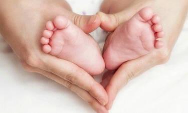 Δε φαντάζεστε ποιος γνωστός Έλληνας έγινε πατέρας- Η πρώτη φώτο του νεογέννητου στο instagram