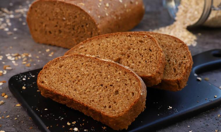 Ψωμί ολικής άλεσης από τον Γιώργο Τσούλη