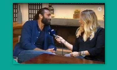 Τεό θεοδωρίδης: Βαφτίζει τα δίδυμα και δείτε τι αποκάλυψε! (Video & Photos)