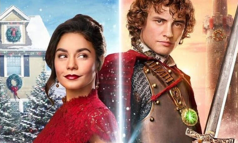 Η Vanessa Hudgens ζει το απόλυτο love story με έναν μεσαιωνικό ιππότη