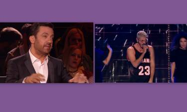 X Factor: Γιώργος Παπαναστασίου: Εντυπωσιάστηκε ο Θεοφάνους -«Εύχομαι να φτάσεις στον τελικό»(Videο)