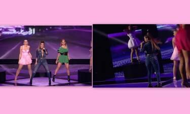 X Factor: Όχι δεν είναι η Lopez! Είναι η σέξι Λίλα Τριάντη και μας άφησε με το στόμα ανοιχτό (Pics)