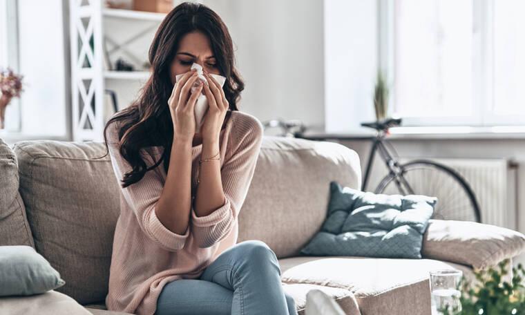 Πόσο ζει ο ιός της γρίπης έξω από το σώμα;