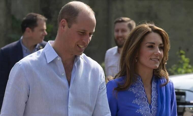 Kate Middleton–Prince William: Βίντεο - ντοκουμέντο από τις σκηνές τρόμου που έζησαν στο αεροπλάνο