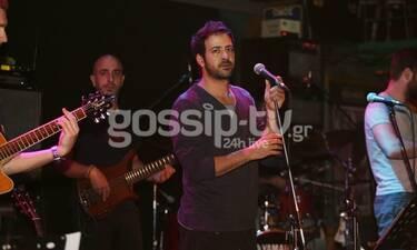 Ο Μπουσουλόπουλος άφησε τη Ρόδο και ήρθε στην Αθήνα – Δείτε τον (photos)