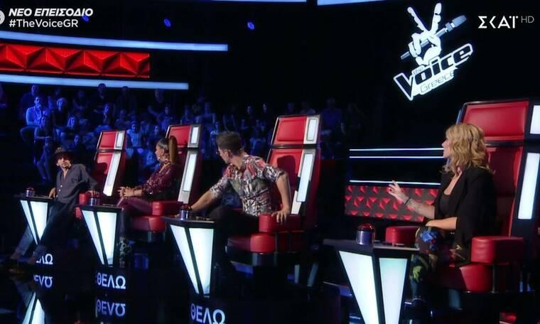 The Voice: Απίστευτο! Ο Μουζουράκης δεν μπορούσε να καταλάβει αν τραγουδούσε άντρας ή γυναίκα!