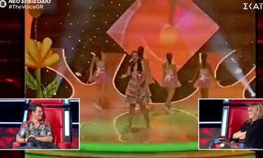 The Voice: Κι όμως την έχουμε ξαναδεί! Από τη Junior Eurovision στο μουσικό ριάλιτι του ΣΚΑΙ (video)
