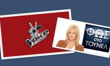 Τηλεθέαση: Πώς τα πήγε στην πρεμιέρα της η Αγγελική Νικολούλη «απέναντι» από το The Voice;