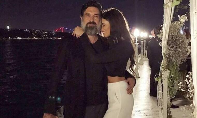 Πρωτοσέλιδος έρωτας! Η εφημερίδα Hurriyet γράφει για τον Μπουράκ Χακί και τη Χαρά Παππά! (photos)