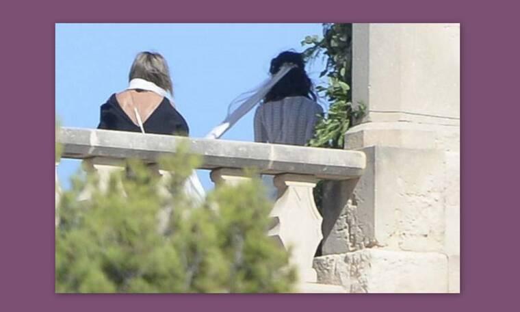 Το πήρε το κορίτσι μετά από 14 χρόνια σχέσης- Λαμπερός γάμος σε κάστρο με 350 καλεσμένους (Photos)