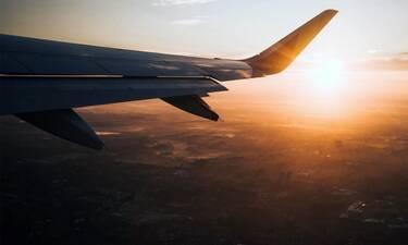 Τρόμος στον αέρα για γνωστό ηθοποιό – Η επεισοδιακή πτήση προς την Κύπρο