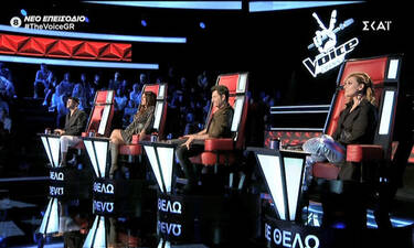 The Voice: Αυτές είναι μέχρι στιγμής οι ομάδες των κριτών! (video)