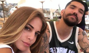 Δημήτρης Κολοβός: Ο ποδοσφαιριστής του Παναθηναϊκού θα γίνει μπαμπάς (pics)