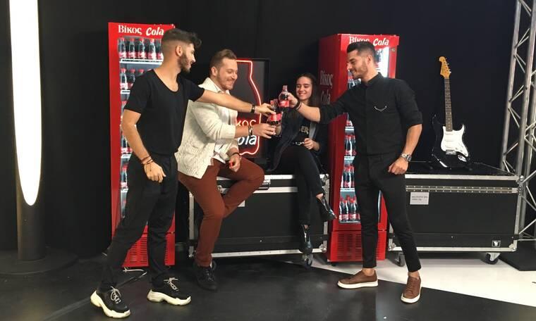"""Η Βίκος Cola φέρνει την απόλαυση στις προκλήσεις του """"Final Four""""!"""