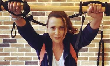 Χριστίνα Αλεξανιάν: «Είμαι ευτυχής για τους ανθρώπους που είναι στη ζωή μου αρκετά χρόνια» (photos)