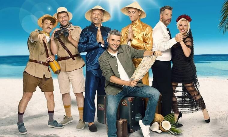 O Πολυχρονίδης για Globetrotters: «Είναι το πιο δύσκολο πρότζεκτ που έχει δει η ελληνική τηλεόραση»