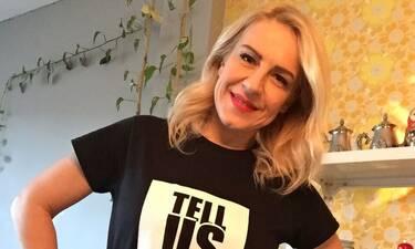 Θωμαΐς Ανδρoύτσου: Αποκάλυψε αν κρατά επαφές με τους πρώην της (Photos)