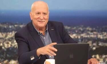 Καλημέρα Ελλάδα: Έκαναν «ντου» στο πλατό του Παπαδάκη μετά το τέλος της εκπομπής - Τι συνέβη;