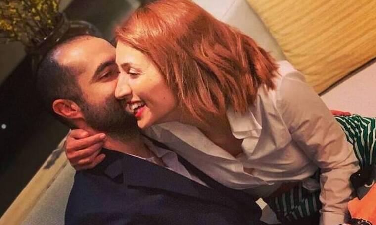 Μαρία Ηλιάκη -Στέλιος Μανουσάκης: O γάμος τους δεν αργεί… (Photos)