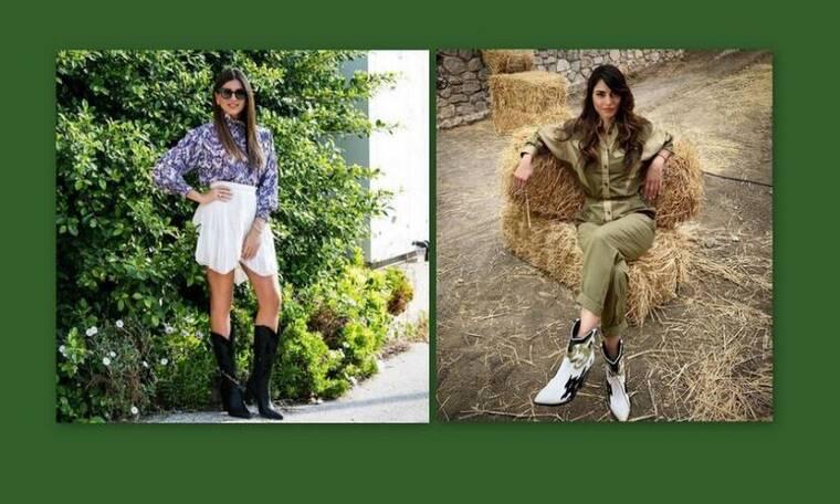 Ηλιάνα Παπαγεωργίου - Σταματίνα Τσιμτσιλή! Επέλεξαν το ίδιο φόρεμα και το απογείωσαν! (photos)