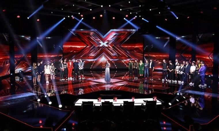 X Factor: Όλα έτοιμα για το δεύτερο live show (photos)