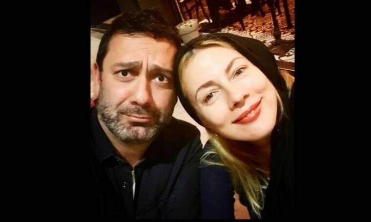 Μιχάλης Μαρίνος: «Mε τη Σμαράγδα αγαπηθήκαμε από την πρώτη στιγμή που βρεθήκαμε μαζί στο σετ»