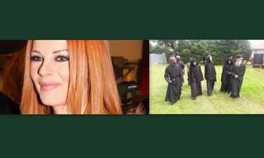 Ναταλία Λιονάκη: Ο άγνωστος έρωτας που την έστειλε στο μοναστήρι (photos)