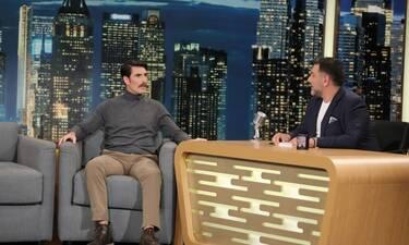 The 2night show: Ο Μελέτης απόψε τα λέει όλα στον Γρηγόρη Αρναούτογλου (Photos)