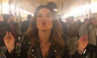 Η Βάσω Λασκαράκη είναι στην Ιταλία και ποζάρει με φόρεμα που θα... ζηλέψεις (Photos)