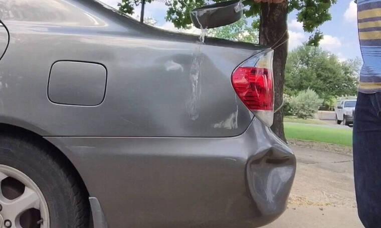 Δεν θα το πιστέψεις: Αν το κάνεις αυτό στο αυτοκίνητό σου θα γλιτώσεις χρήματα