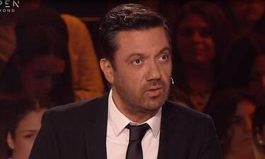 X Factor: Γιώργος Θεοφάνους: Το μήνυμα που του έστειλε on air η 13χρονη κόρη του (Video & Photos)